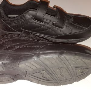 Velcro light weigh walking or orthopedic shoe